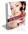 100 Beauty Tips Give Away Rights Ebook