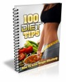 100 Diet Tips Give Away Rights Ebook