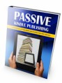 Passive Kindle Publishing Mrr Ebook