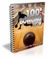 100 Bowling Tips Mrr Ebook