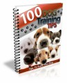 100 Dog Training Tips Mrr Ebook