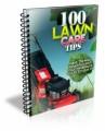 100 Lawn Care Tips Mrr Ebook