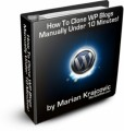How To Clone WP Blogs Give Away Rights Ebook
