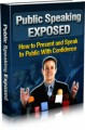 Public Speaking Exposed Give Away Rights Ebook
