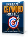 Instant Keyword Riches Mrr Ebook
