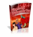 Fitness And Wellness For You Mrr Ebook