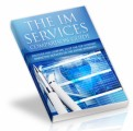 IM Services Comparison Guide Mrr Ebook