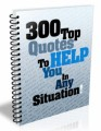 300 Top Quotes To Help You Give Away Rights Ebook