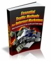 Essential Traffic Methods For Internet Marketers Give Away Rights Ebook