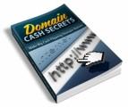 Domain Cash Secrets Resale Rights Ebook