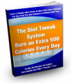 The Diet Tweak System Plr Ebook
