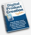 Digital Product Creation System Plr Ebook