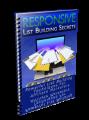 Responsive List Building Secrets Plr Ebook