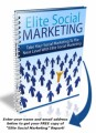 Elite Social Marketing Plr Ebook