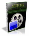 Articles Into Videos Plr Ebook