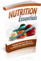 Nutrition Essentials Give Away Rights Ebook