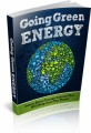 Going Green Energy Give Away Rights Ebook