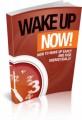 Wake Up Now Plr Ebook
