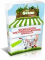The Green Shopper Plr Ebook