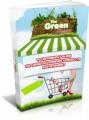 The Green Shopper Plr Ebook