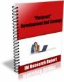 Pinterest - Development And Strategy MRR Ebook