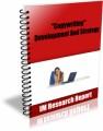 Copywriting Development And Strategy MRR Ebook