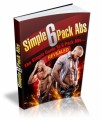 Simple 6 Packs Abs MRR Ebook With Video
