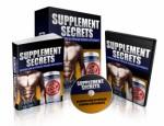 Supplement Secrets MRR Ebook