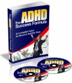 The Adhd Success Formula PLR Ebook With Audio