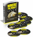 Where The Money Lives PLR Ebook With Audio