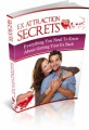 Ex Attraction Secrets Plr Ebook