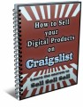 How To Sell Your Digital Products On Craigslist PLR Ebook