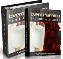 Event Planning - The Ultimate Guide Plr Ebook