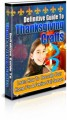 Definitive Guide To Thanksgiving Crafts Plr Ebook