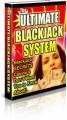 The Ultimate Blackjack System Plr Ebook