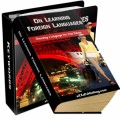 On Learning Foreign Languages Plr Ebook