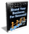 Brand Your Business For Success Plr Autoresponder Email Series
