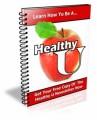 Healthy U Plr Autoresponder Email Series