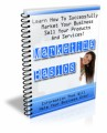 Marketing Basics Plr Autoresponder Email Series