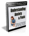 Understanding Anxiety & Panic Plr Autoresponder Email Series