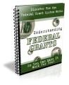 Understanding Federal Grants Plr Autoresponder Email Series