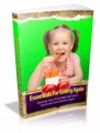 Essentials For Eating Again: Discover How To Eat Well, Feel Good And Look Good All Over Again Plr Ebook