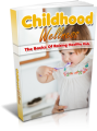 Childhood Wellness Plr Ebook