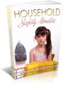 Household Safety Monitor: Safeguarding Your Home For Your Child Plr Ebook