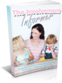 The Involvement Informer: Help For Parents In Becoming Actively Involved In  Children's Schooling Plr Ebook