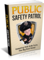 Public Safety Patrol Plr Ebook