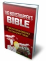The Bootstrappers Bible Plr Ebook