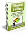 Digital Selling Course PLR Ebook