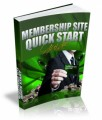 Membership Site Quick Start MRR Ebook