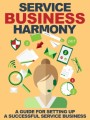 Service Business Harmony Give Away Rights Ebook
